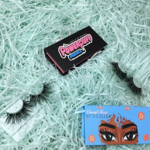 eyelashes customized packaging