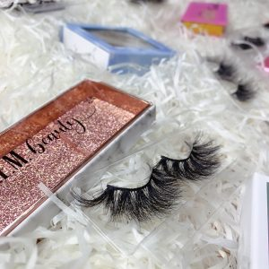 False Eyelash Packaging Box