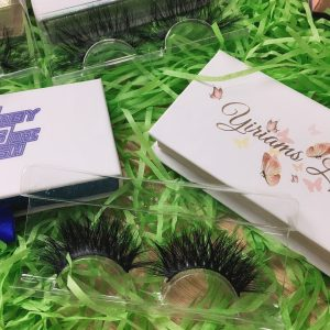 eyelash box factory